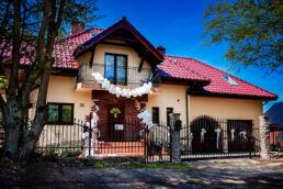 Wesele Młyn nad Starą Regą w Tarnowie Fotograf Szczecin